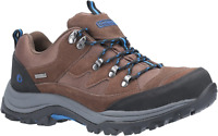 Cotswold Men's Oxerton Low Hiker Shoe Brown 26278