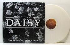 DE LA SOUL x J DILLA smell the daisy LP RARE HIP-HOP limited edition WHITE VINYL