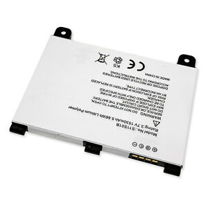 New Battery for S11S01B Amazon Kindle 2 D00511 Kindle DX D00801 DXG S11S01A USA
