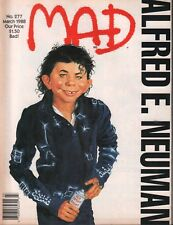 Mad Magazine March 1988 Michael Jackson Complete 031318DBE
