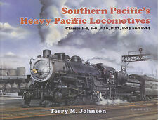Southern Pacific HEAVY PACIFIC LOCOMOTIVES: P-8, P-9, P-10, P-12, P-13, P-14 NEW