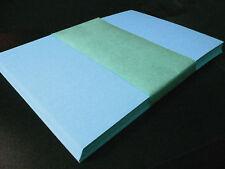 Ramette papier 80 feuilles de couleur bleu ciel A4 80g