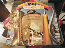 deutsche marschmusik - heinz Winkel - disque telefunken 6.21004