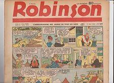 ROBINSON n°205 - 31 mars 1940 - TTB