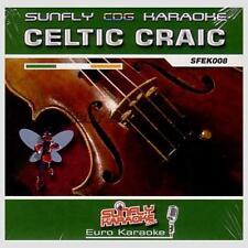 Sunfly Euro Karaoke CDG - Celtic Craic/Irish Favourites