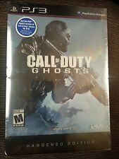 Call of Duty: Ghost--Hardened Edition Sony Playstation 3 PS3 NEW Sealed COD