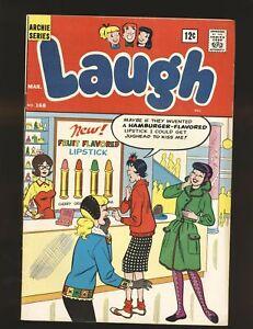 Laugh Comics # 168 - Josie appearance VG/Fine Cond.