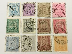 old stamps  PORTUGAL      x  12