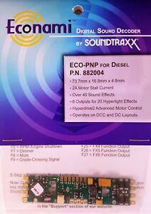 Soundtraxx ECO-PNP Diesel Sound Decoder Plug-n-Play version