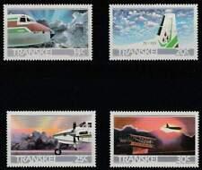 Transkei postfris 1987 MNH 197-200 - Vliegtuigen / Airplanes