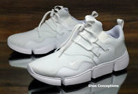 Nike Pocketknife DM Triple White 898033-100 Men's Shoes Size 10, 10.5