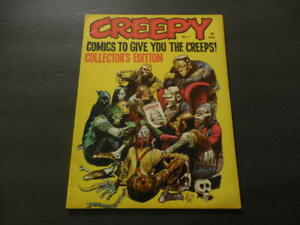 Creepy #1 First Quarter 1964 Silver Age Warren BW Horror Magazine       ID:19543