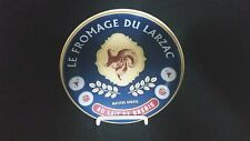 Williams Sonoma  LE FROMAGE DU LARZAC MATIERE GRASSE- Salad Plate