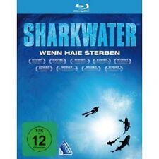 ROB STEWART - SHARKWATER-WENN HAIE STERBEN  BLU-RAY  NATURDOKU  NEU
