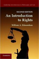 An Introduction to Rights (Cambridge Introductions to Philosophy and Law), Edmun