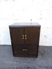 Hollywood Regency Vintage Nightstand End Side Table by Widdicomb Furniture 8247
