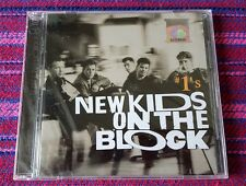 New Kids On The Block ~ #1 ( Malaysia Press )Cd