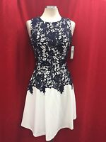 TAHARI BY ARTHUR LEVINE DRESS/SIZE 8/RETAIL$129/NEW WITH TAG