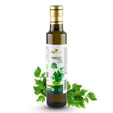 Certified Organic Parsley Seed Infused Oil 250ml Biopurus