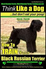 Black Russian Terrier, Black Russian Terrier Training Aaa Akc: Black Russian.