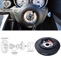 Kyostar Aluminum Steering Wheel Short Hub Adapter Boss Kit For Toyota SRK-121H