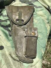 GI 82 Pattern Canadian Forces Pistol Holster Fits Browning 9mm Or Similar Models