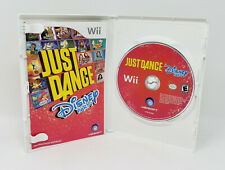 IMMACULATE Complete Game Just Dance Disney Party Nintendo Wii FREE FAST SHIPPING