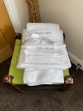 Milk&Honey Jacquard Bath Sheet/ Bath Towel / Hand / FaceTowel / Floor mat White