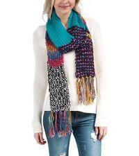 O'Neill STARLA Multi-Colored Knit Womens Scarf