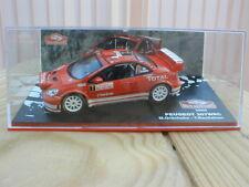 """PEUGEOT 307 WRC """"Rallye Monte-Carlo"""" 2005 1/43ème NEUVE"""