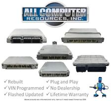 2003 Toyota Matrix ECU ECM PCM Engine Computer - P/N 89661-0Z100 - Plug & Play
