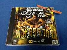 Killa Cal Wayne Ghetto Superstar CD/DVD Houston Texas Rap Piranha Records