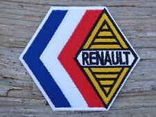 A043 ECUSSON PATCH THERMOCOLLANT aufnaher toppa RENAULT gordini alpine auto
