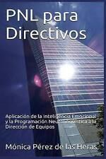 USED (LN) PNL para Directivos: Aplicación de la Inteligencia Emocional y la Prog