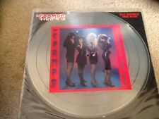 very rare Cramps Picture Disc ' All Women are Bad