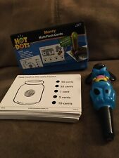 Hot Dots Money Math Flash cards With Pen