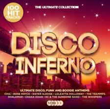 Disco Inferno - Ultimate Disco - Disco Inferno - Ultimate Discoteca Nuovo CD