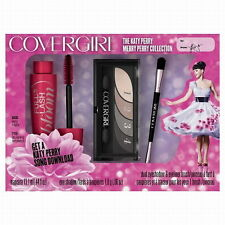 Covergirl the Katy Perry Merry Perry Collection mascara eyeshadow and dual brush