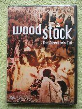 Woodstock [Director's Cut] - Top Musikfilm DVD - Top Zustand!!!! - TOP!!!!