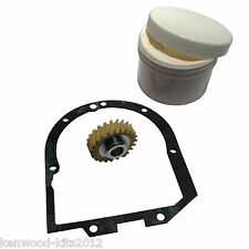 Kitchenaid 5QT & 6QT Mixer Worm Cog Gear, Gasket With 130g of Food Grade Grease.