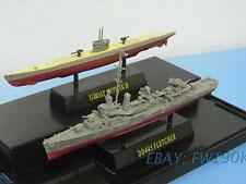 FURUTA Warship 2  US NAVY DD-445  Fletcher Class Destroyer + U-Boat  IX-B 2PCS