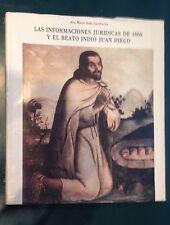 Lambreton, LAS INFORMACIONES JURIDICAS DE 1666 Y EL BEATO INDIO JUAN DIEGO, 1991