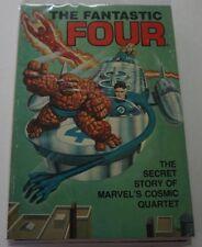 Fantastic Four 4 Secret Story Of Marvel's Cosmic Quartet (1981) TPB GN