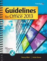 Guidelines For Microsoft Office 2013  - by Muir