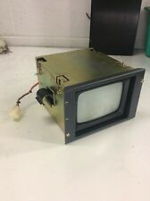 "6"" Matsushita Electric Display Monitor, TR-6DA1, DC12V, 0.49A, Used, WARRANTY"