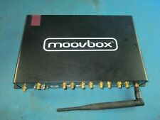 MOOVBOX M340 IN-VEHICLE CELLULAR ROUTER & Wi-Fi ACCESS POINT - USED