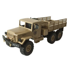 Wpl 6Wd Rc Crawler Military Car Off Road 2.4G Electric Truck Rc Model Vehicle