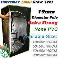 Harvemax Hydroponics Premium Small Mylar Metal Corner Propagation Grow Tent 19mm