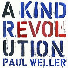 PAUL WELLER A KIND REVOLUTION CD (New Release May 12th 2017)