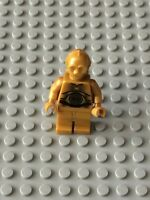 Star Wars LEGO MINIFIG Minifigure sw161a C-3PO 10188 8092 10198 RARE!